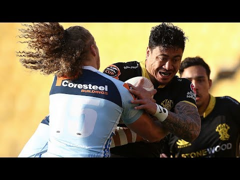 ROUND 8 HIGHLIGHTS: Wellington v Northland - 2019