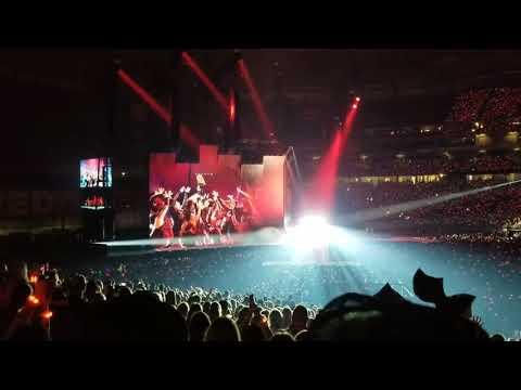 Taylor swift - i did something bad | reputation stadium tour