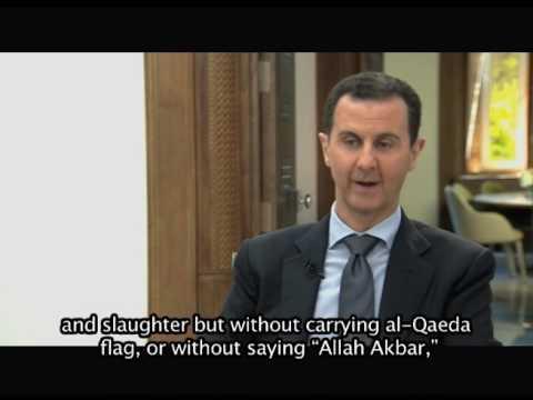 teleSUR's exclusive interview with Bashar al-Assad