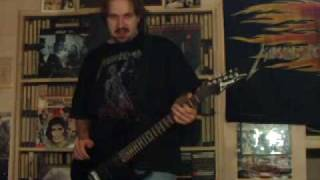 Metallica Loverman Guitar Cover Nick Cave and the Bad Seeds