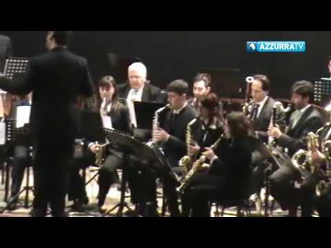 L'orchestra del Conservatorio Casella dell'Aquila in concerto