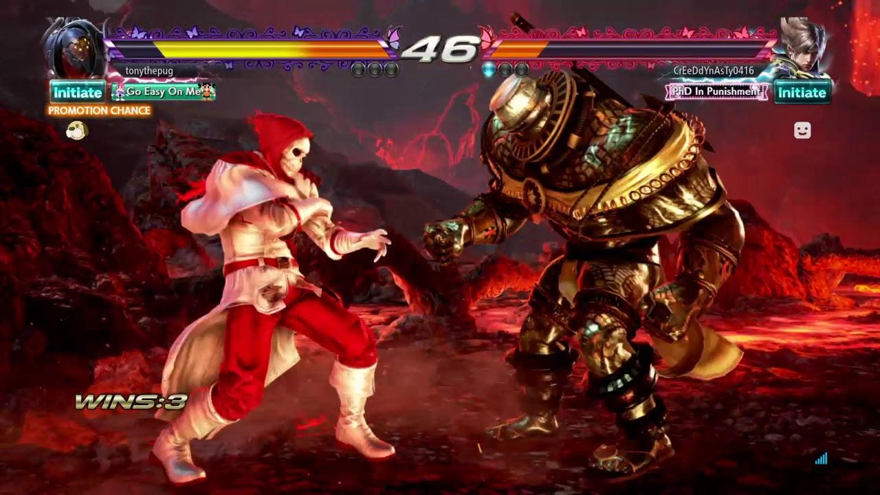 Gigas Probably The Best Beginner Character In Tekken 7 Youtube