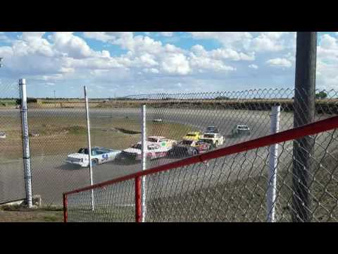 Stocks A-Main at I-76 Speedway 10/2/16
