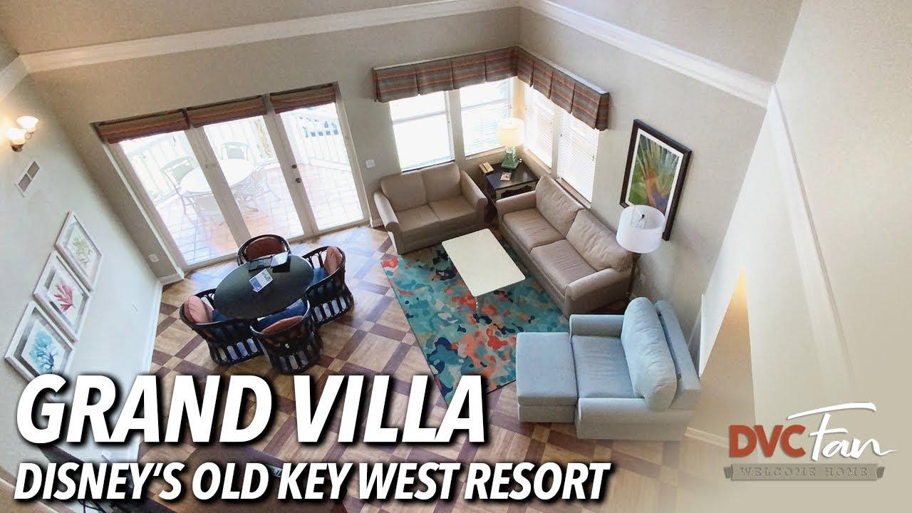 Old Key West 3 Bedroom Grand Villa Open House Tour Dvc Fan
