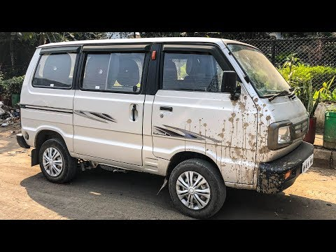 Maruti Omni E - World's Cheapest Van | Faisal Khan