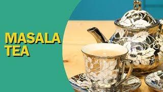 Masala Tea | Chai Recipe |  मसाला चाय | Indian Tea Recipe | Food Tak