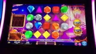 LIVE PLAY/BONUS!!! BEJEWELED 3D Slot Machine Bonus
