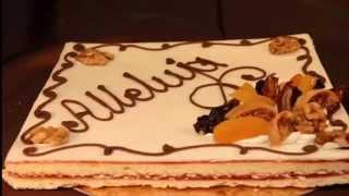 Przepisy na ciasta wielkanocne Pani Aldony Jaskulskiej - audycja w Radiu Hit