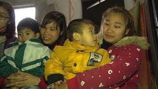 Nhiệt độ xuống thấp, tỉnh Yên Bái tiếp tục cho nhiều học sinh nghỉ học