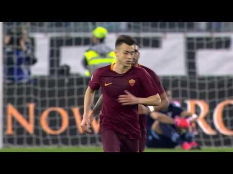 Roma - Lazio - 3-2 - Highlights - TIM Cup 2016/17