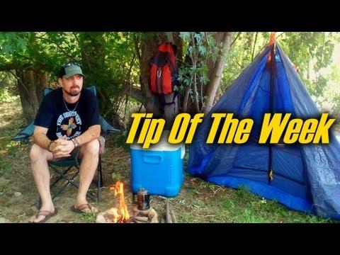 5 Cool Camping Tips & Tricks -