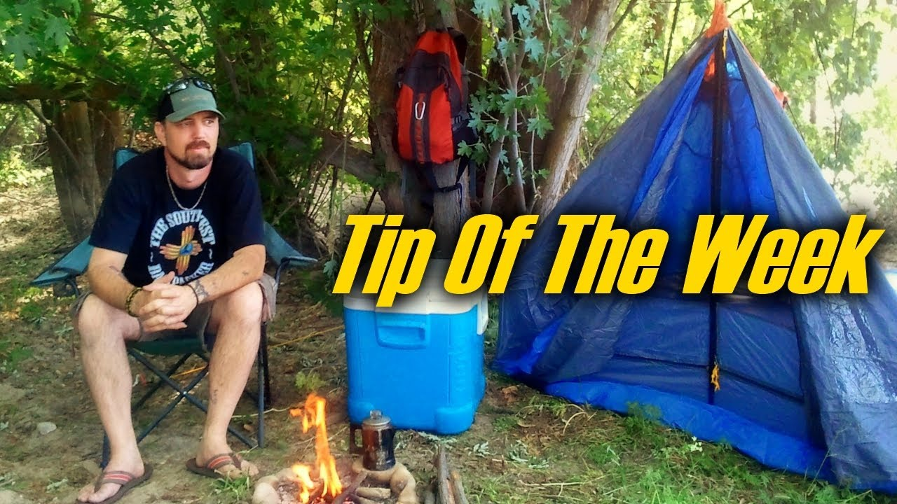 5 Cool Camping Tips Tricks