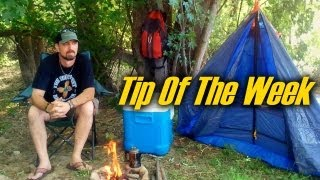 5 Cool Camping Tips & Tricks -