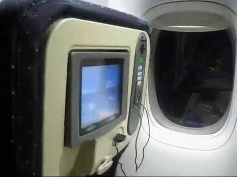 Inside air france boeing 777 300er paris orly r union for Interieur d avion air france