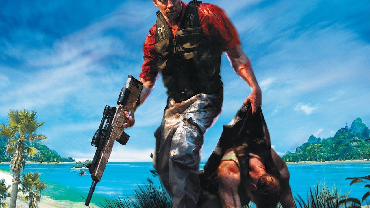 Far Cry Instincts Predator Walkthrough Gameplay Youtube