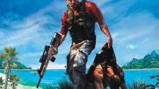 Far Cry Instincts Predator Full Movie All Cutscenes