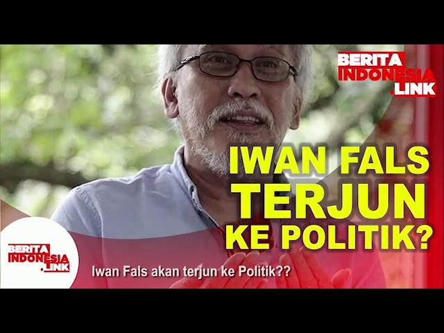 IWAN FALS Akan terjun ke Politik?