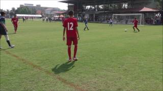 2017 BSL International Football Festival - U15 JSSL Elite vs. FC PLANET