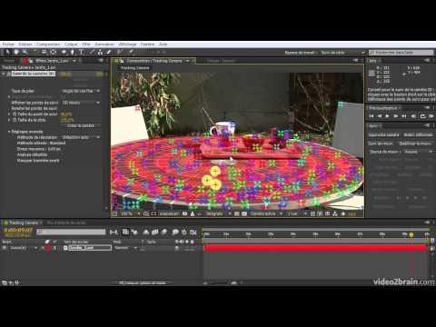 After Effects CS6 : Suivi de la caméra 3D rapide