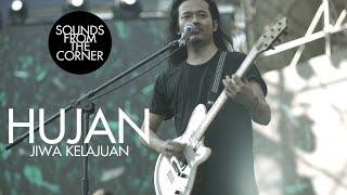 Download Lagu Hujan - Jiwa Kelajuan   Sounds From The Corner Live #33 mp3
