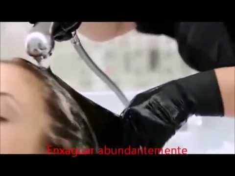 выпрямления волос х тензо лореаль видео
