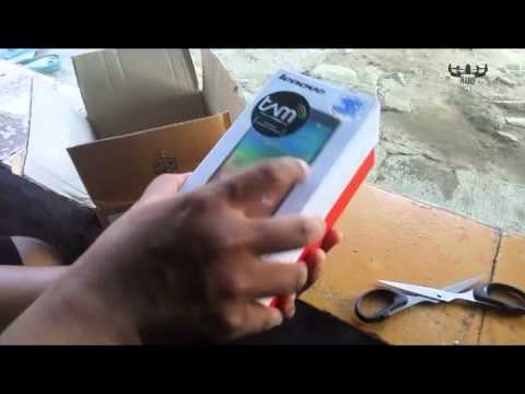 Unboxing Lenovo A7000 Special Edition Indonesia