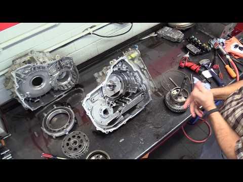 TransTec - 6T40 GEN III GM Transmission Teardown