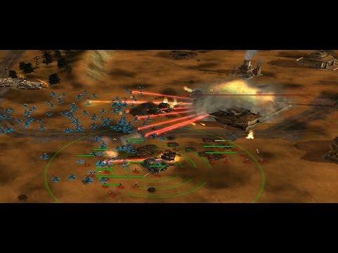CNC Generals Condition Zero - Solar General (The pre-Imperium techno)