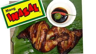 Chicken inasal easy recipe|chicken inasal ala mang inasal recipe| Pang Negosyo