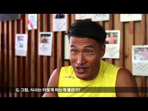 [영상] 아놀드홍짐 대표 아놀드홍 인터뷰, 3개