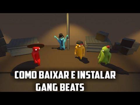 Como Baixar e Instalar o Gang Beasts versão mais recente 1.0.4 + Online BR PC 2018 from YouTube · Duration:  7 minutes 10 seconds