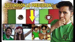 LOS SIMPSON PREDICEN LA FINAL  DE LA COPA CONFEDERACIONES ?  @OxlackCastro