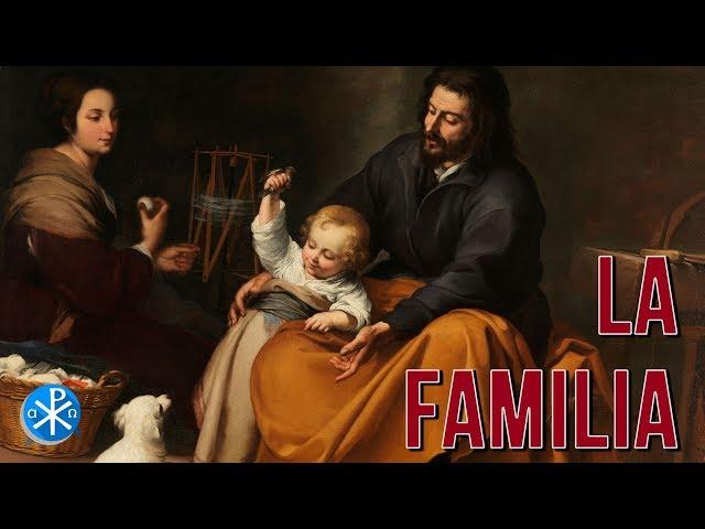 La Familia   Perseverancia - P. Gustavo Lombardo