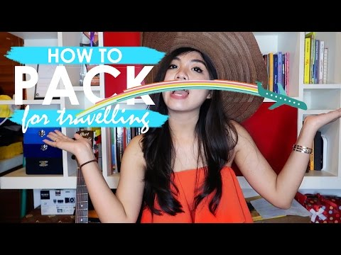 #TipsTipang How To Pack For Traveling