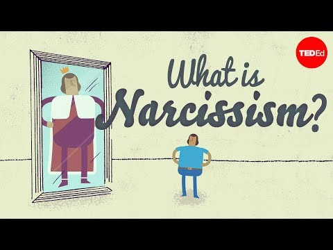 The psychology of narcissism - W  Keith Campbell - YouTube