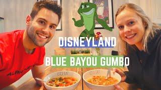Disneyland Blue Bayou Gumbo / Princess Tiana's Gumbo Recipe from the Princess and the Frog