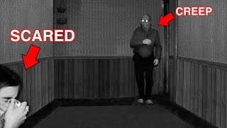 Catching a Predator | Old Man Living in Her Basement (Social Experiment)