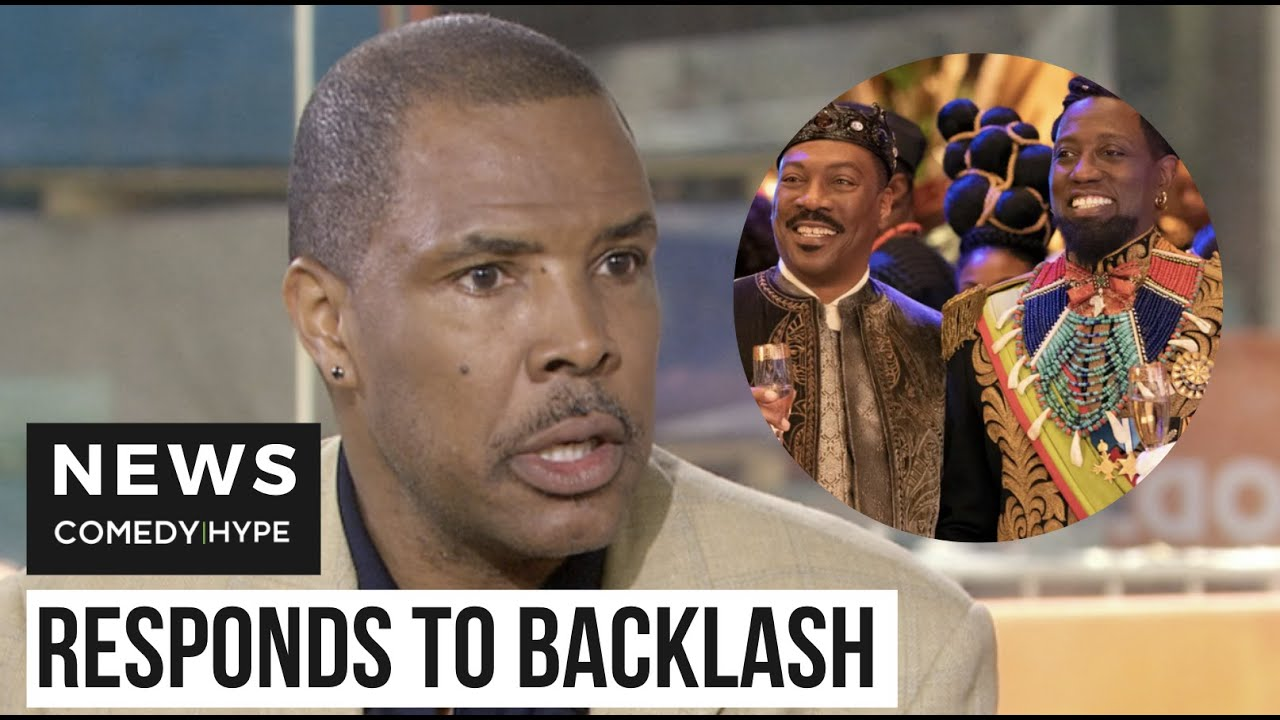 Eriq La Salle (Darryl Jenks) Responds 'Coming 2 America' Backlash - CH News