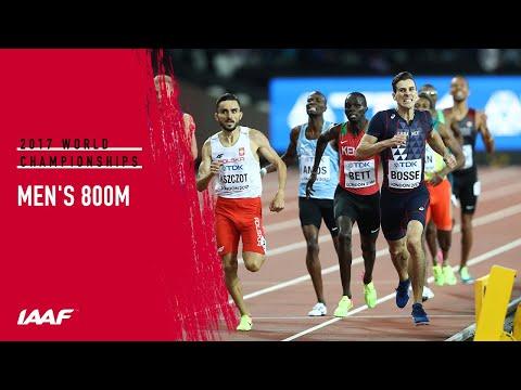 Men's 800m Final | IAAF World Championships London 2017
