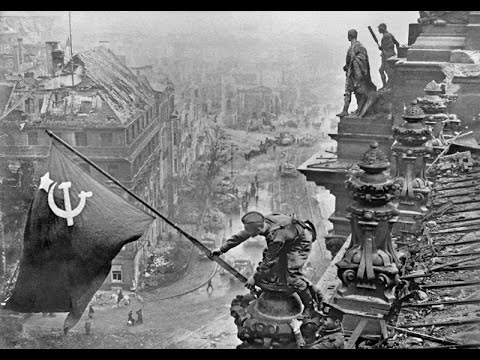 Levitan announces the end of WWII
