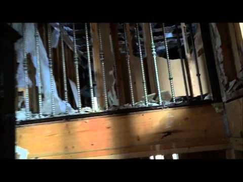 Interior demolition of a fire house youtube for Total interior demolition