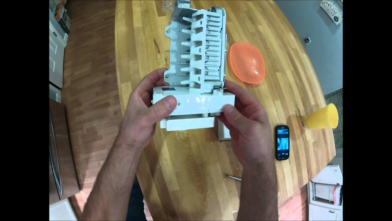 small resolution of lg fridge ice maker troubleshoot repair how to fix ice maker