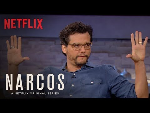 Chelsea | Spoiler Alert! Wagner Moura Spills on Narcos S2 | Netflix