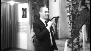 жених взорвал зал своей речью супееер свадьба Атаевых 20-09-2014