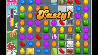 Candy Crush Saga Level 194, 3 Stars, No Boosters, No Cheats