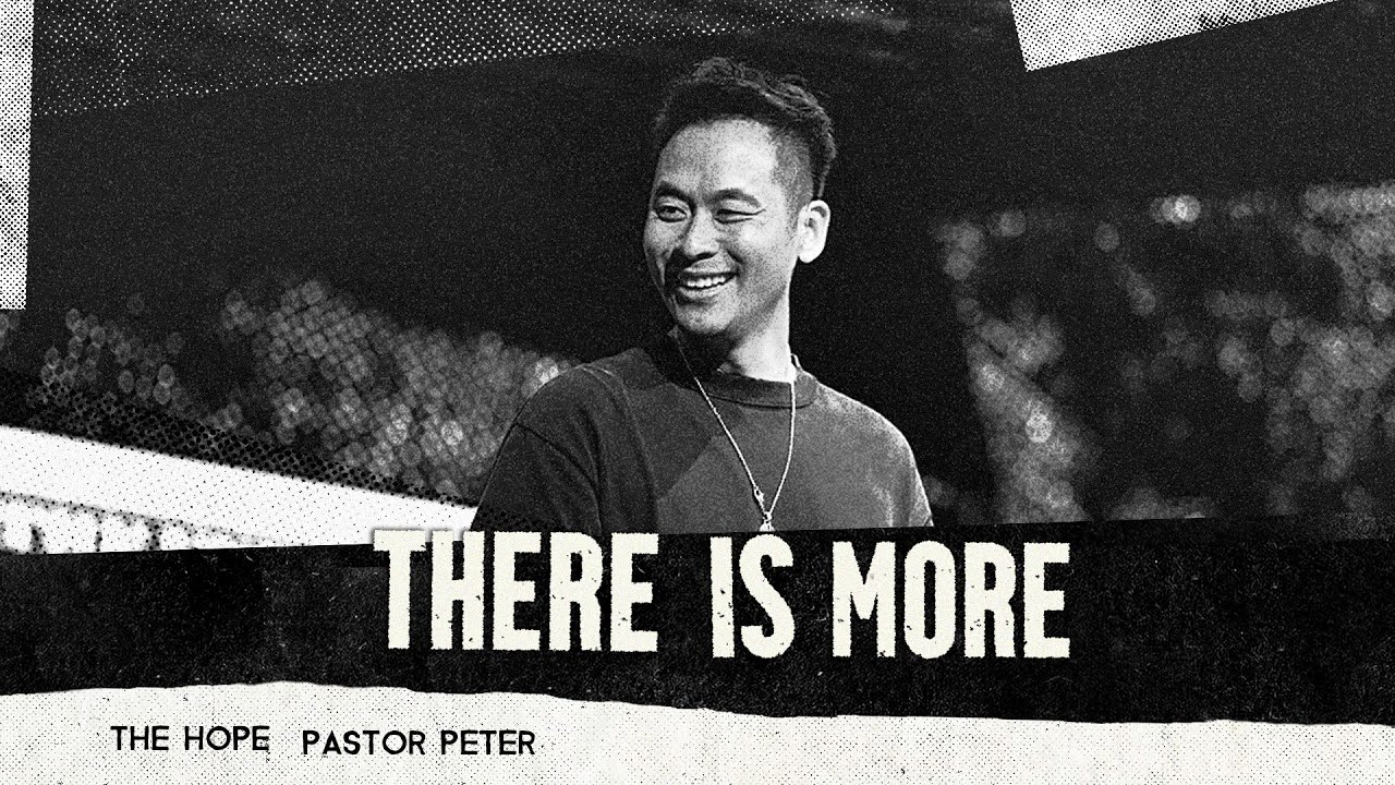There Is More 比你想的更豐盛 IN GOD WE TRU$T #4 萬力豪牧師【Bilingual 雙語】