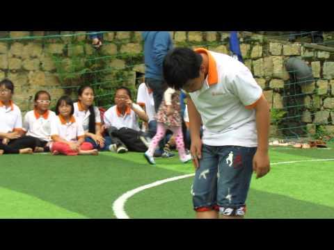 DCNN: Giao lưu với trẻ em tại Trung tâm bảo trợ xã hội Đà Lạt (10/10)