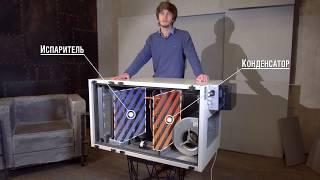 видео Осушители воздуха для бассейнов