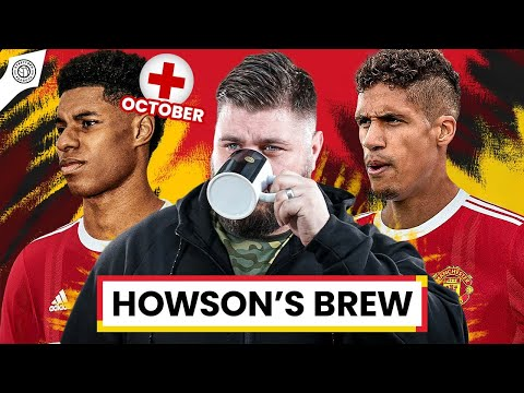 How Will Manchester Utd Line Up Without Rashford? | Howson's Brew