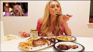 White Chicks Food Scene Challenge